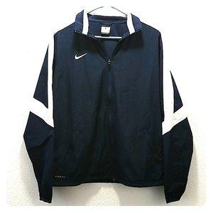 Nike Men's Storm-Fit Wind Breaker Jacket L